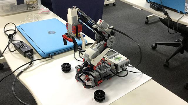 レゴ マインドストーム EV3 ロボットアームH25