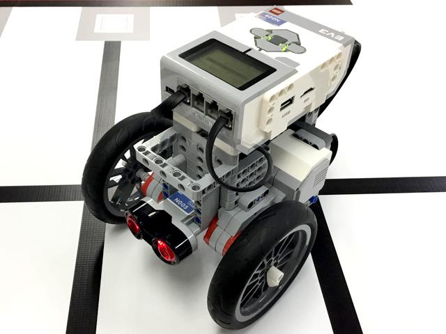 レゴ マインドストーム EV3 K君のロボ