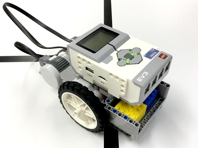 レゴ マインドストーム EV3 N君のロボ
