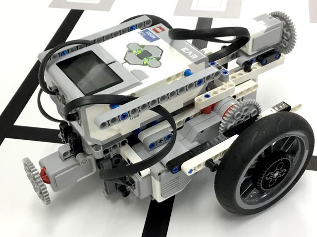 レゴ マインドストーム EV3 I君のロボ